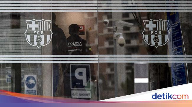 Setahun Barcagate: Barcelona Digeledah, Bartomeu D