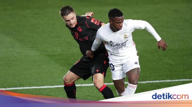Madrid Terpeleset Jelang Derby, Zidane: Kalem Saja