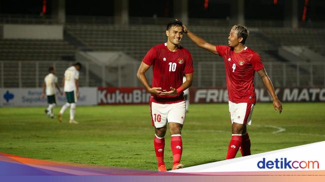Jadwal Timnas Indonesia Vs Bali United Malam Ini