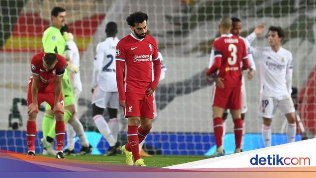 Tersingkir dari Liga Champions, Liverpool Tak Mau