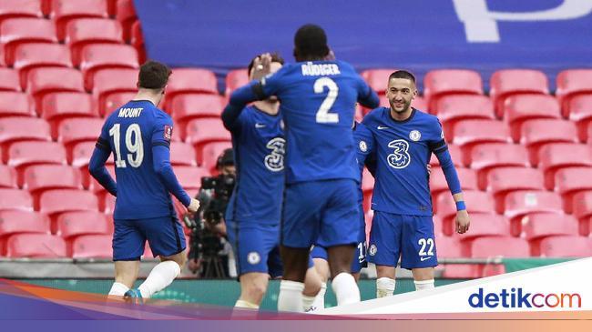 Rahasia Chelsea Singkirkan Manchester City di Pial
