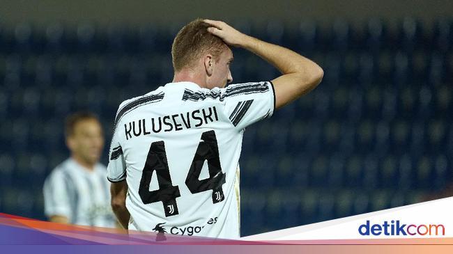 Juventus Vs Milan, Kulusevski: Semoga Ibrahimovic
