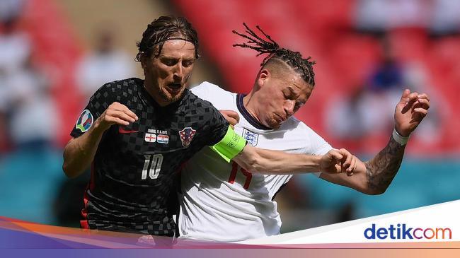 Euro 2020: Pembuktian Kalvin Phillips di Timnas In