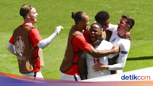 Inggris Kalahkan Kroasia, Tanda-tanda Juara Euro 2