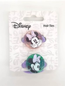 Karet Rambut  motif minnie mouse