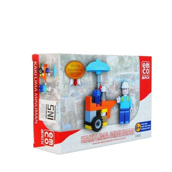 Mainan Blok Yang Cocok Sebagai Pilihan Mainan Edukasi, Dengan Desain Sangat Menarik Dan Bahan Berkualitas. Direkomendasikan Untuk Anak Usia 6 Tahun Ke Atas.
