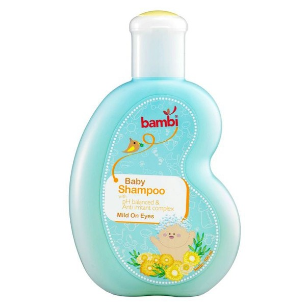 Gently cleanse hair and scalp with formula mild on eyes and ph balance. Specially formulated with Natural Fragrance, pH Balance, & Anti Irritant Complex ( Pro Vitamin B5, Licorice & Chamomile Extract) which make baby's skin moist, healthy, smooth, fresh,