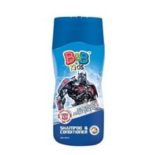 B&B Kids Shampoo & Conditioner Diformulasikan Dengan Pro Vitamin B5 Untuk Menutrisi Dan Melembutkan Rambut Dan Ekstrak Lidah Buaya Memberikan Perlindungan Pada Rambut Sehingga Rambut Lebih Kuat. Basahi Rambut, Usapkan Secukupnya Hingga Berbusa Dan Bilas H