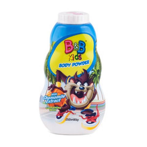 Apapun Yang Kulakukan, Tak Pernah Kulupa Memakai B&B Kids Body Powder Yang Membantu Menyerap Keringat Berlebih. Kandungan Olive Oil Didalamnya Menjaga Kehalusan Kulitku.