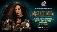 """Libur Lebaran di Trans Studio Bandung, ada show sulap spektakuler """" The Untold Story of CADABRA"""""""