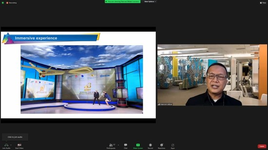 Optimalisasi Potensi Daring dan Teknologi Virtual Dalam Membangun Experience Wisuda Online di Masa Pademik