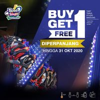 Buy One Get One Free Diperpanjang