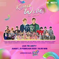 Korean Wave in Love bersama TVXQ