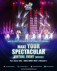 Make Your Spectacular Virtual Event