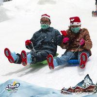 Liburan Awal Tahun dengan Promo Seru Wisata Transpark Juanda Snow Town