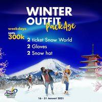 Lebih Murah, Inilah Harga Trans Snow Bintaro Promo Terbaru!