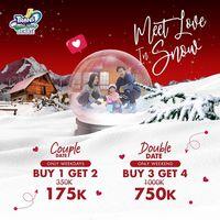 Inilah 4 Promo Transmart Juanda Bekasi Snow World Harga Tiket Bulan Februari