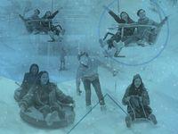 Intip Keseruan Bermain Wahana Salju di Bekasi, Gimana Asyiknya?