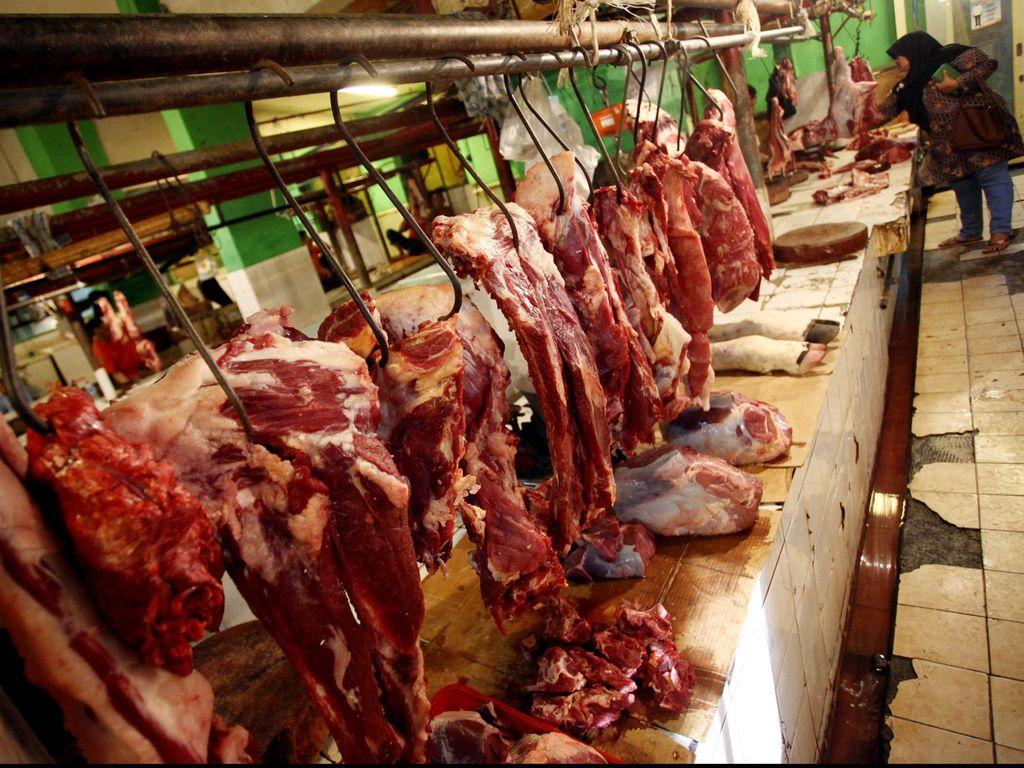 Daging Sapi Segar Masih Mahal, Mentan: Jangan Dipermasalahkan!