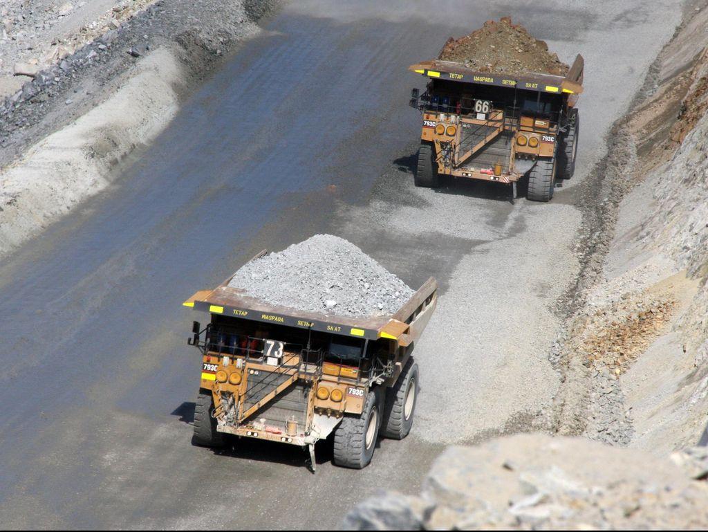 Belum Sampai Separuh, Setoran PNBP Minerba Baru Rp 16 T