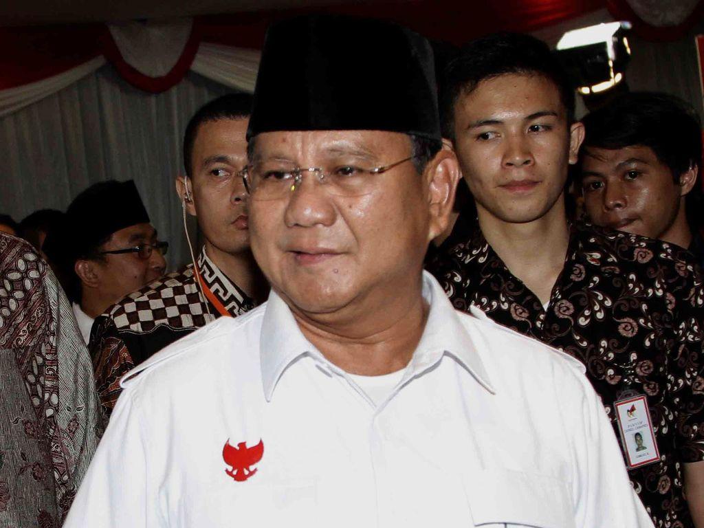 Gerindra Kongres Tahun Ini, DPD Sumut Dukung Prabowo Jadi Ketum Lagi