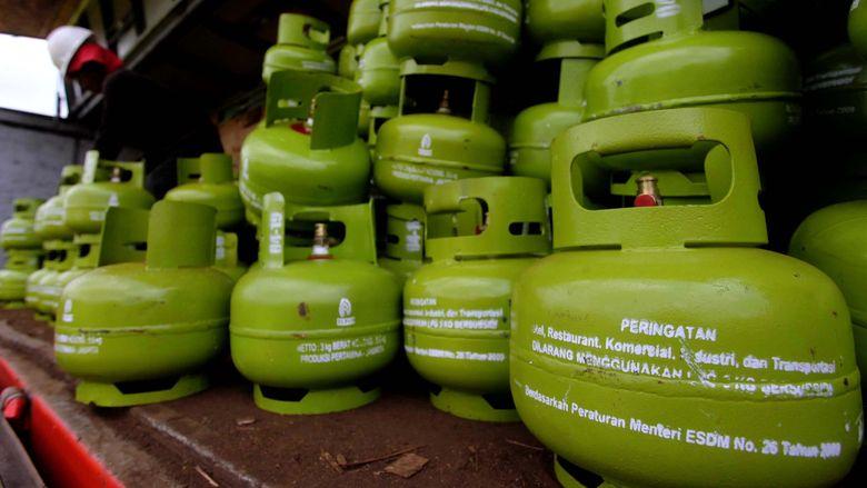 Pertamina: Tiap Tabung Elpiji 3 Kg Disubsidi Rp 17.250