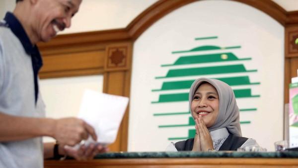 Bank Bukopin Foto: Rachman Haryanto