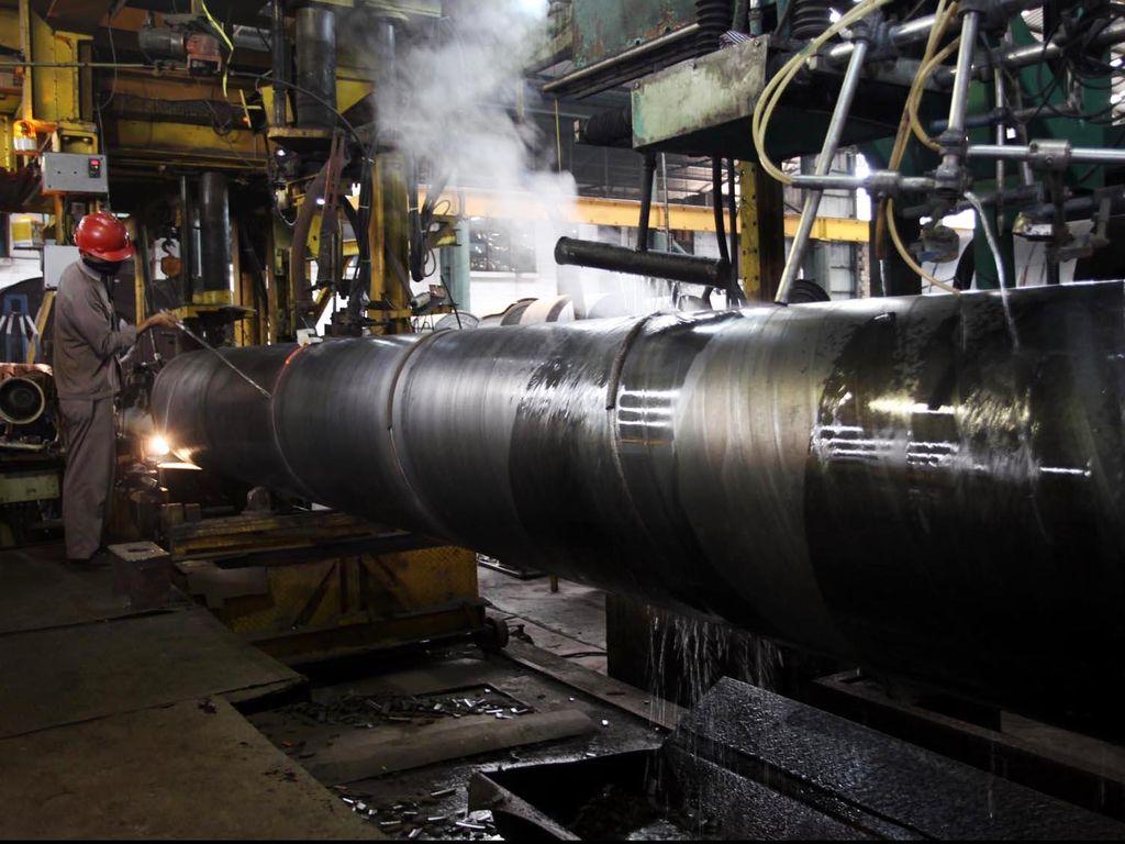 Apa Kabar Harga Gas Murah buat Industri?