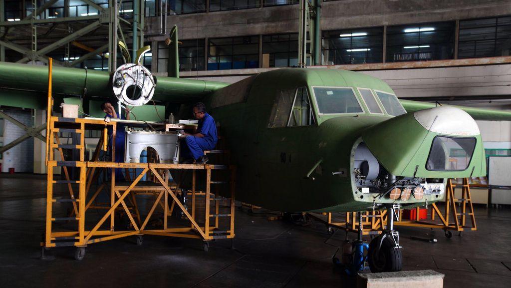 PTDI Ekspor 40 Unit Pesawat, Terlaris CN235