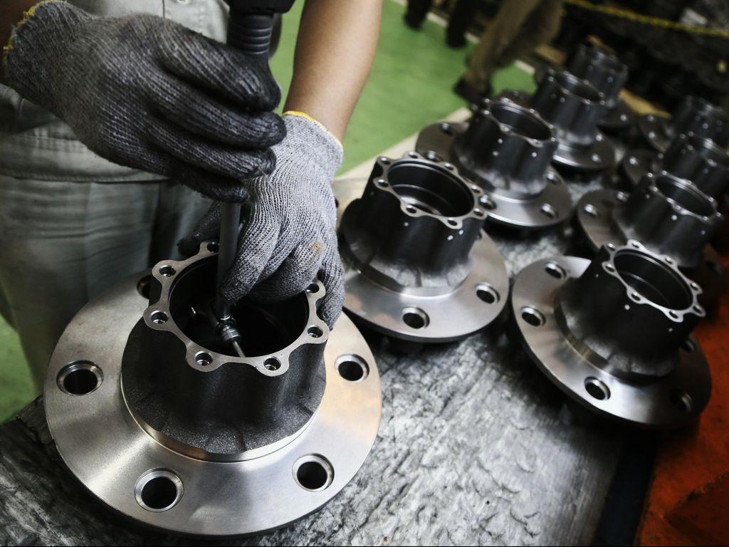 Pabrik Raksasa Nggak Perlu Impor Komponen Ini, RI Bisa Bikin Sendiri