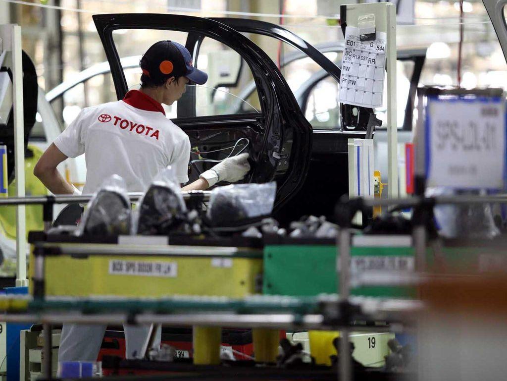 Wabah Corona Buat Bahan Baku Industri Otomotif Pincang?