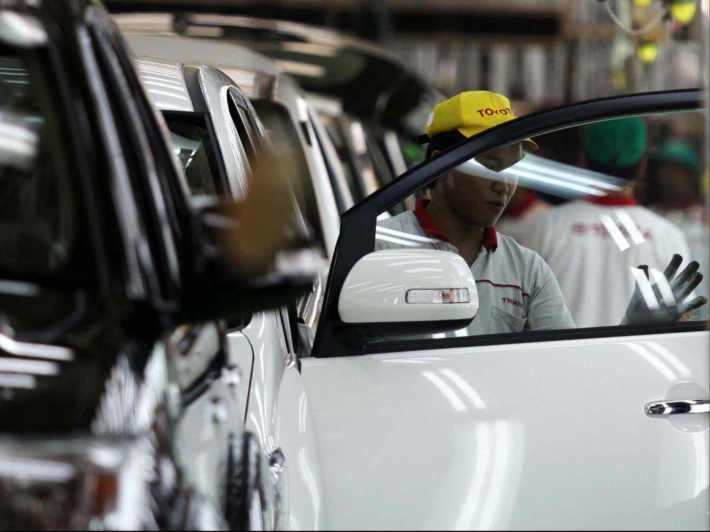 Produksi Komponen Otomotif Mulai Ngegas Lagi, Pasokan Global Stabil