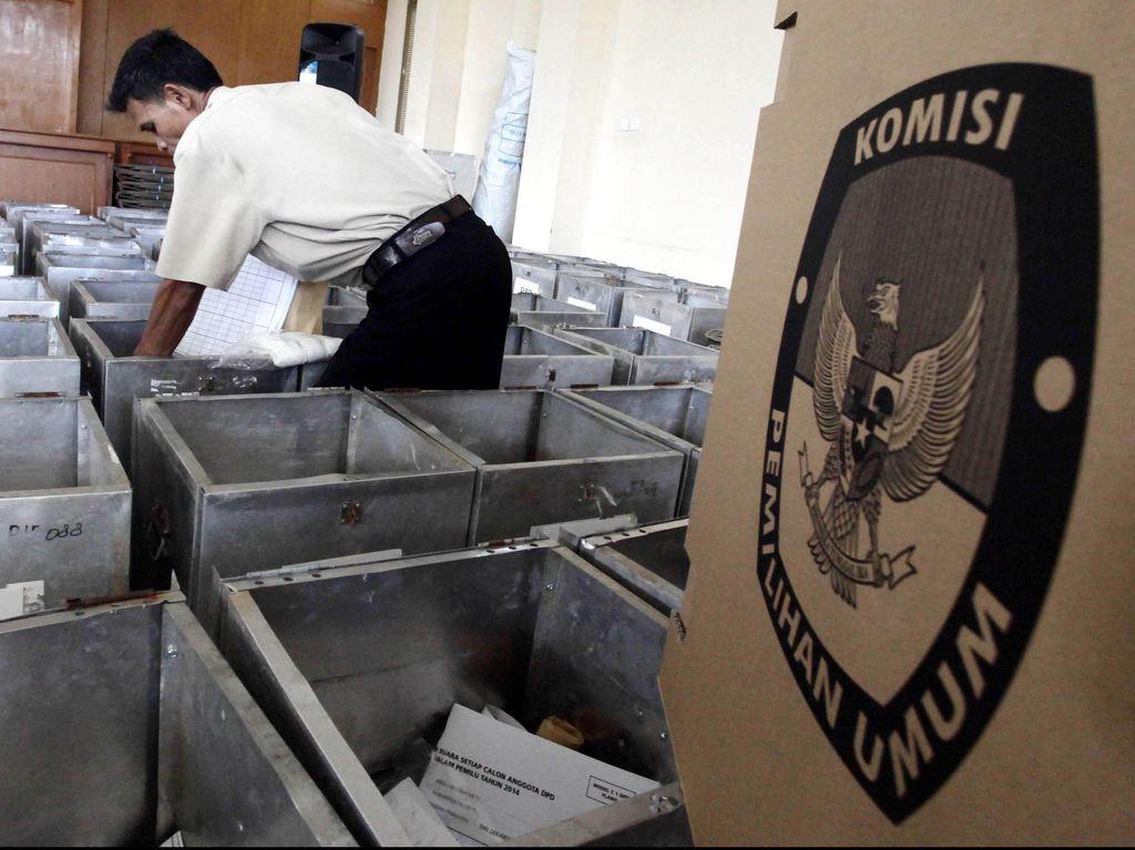 Kesiapan Logistik Pilkada 2018 dan Integritas Pemilu 2019