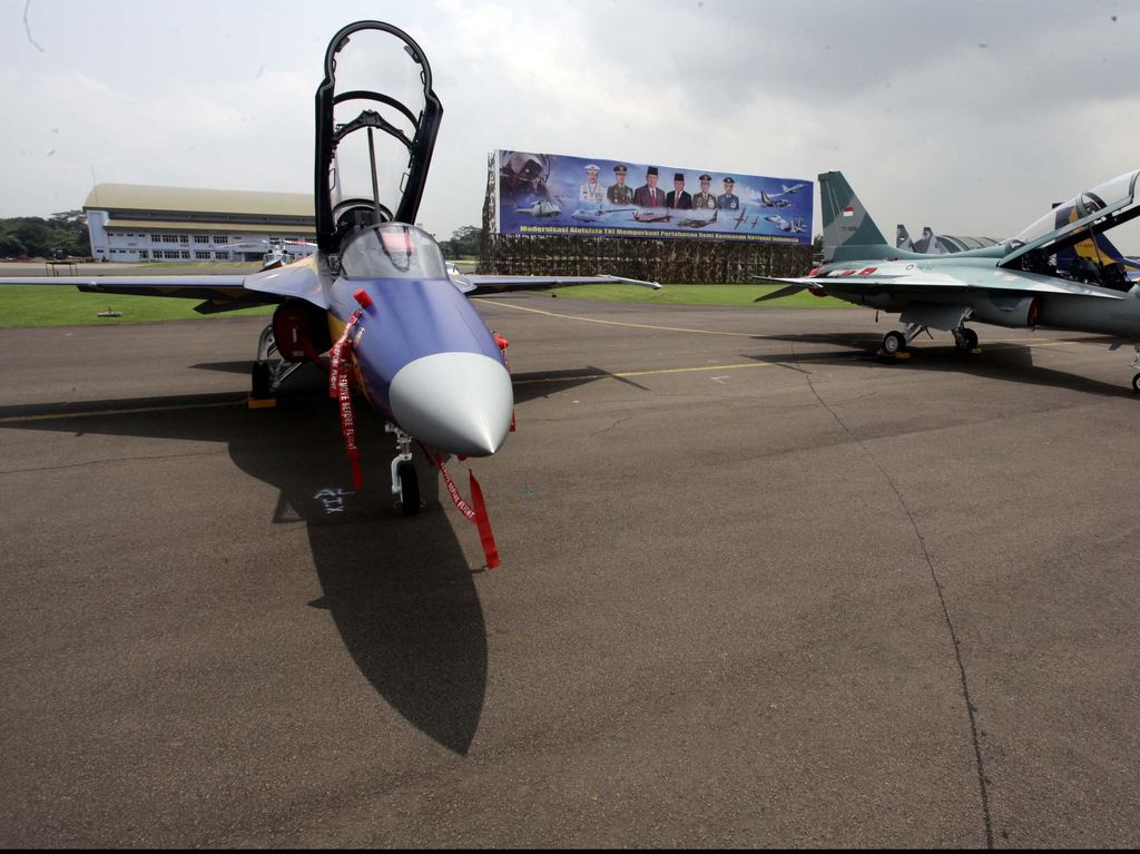 Bagaimana Kondisi 2 Pilot Pesawat Tempur yang Tergelincir di Lanud Iswahjudi?