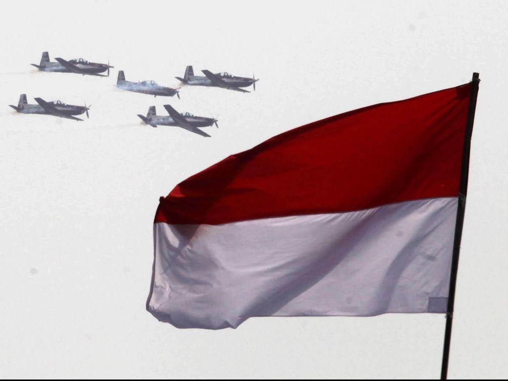 KSAU Baru Diharap Bisa Modernisasi Alutsista TNI AU