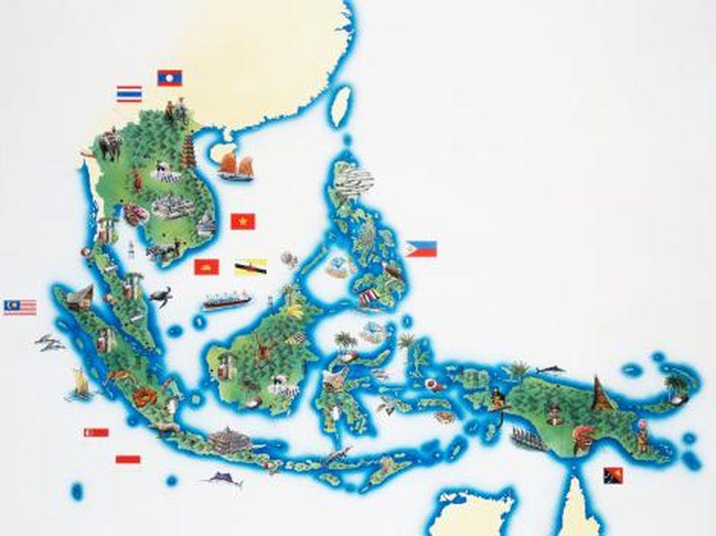 Letak Astronomis dan Geografis Asia Tenggara, Apa Pengaruhnya?