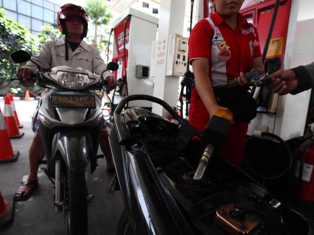 Komisi VII DPR Setuju Premium Dihapus di Jawa-Bali