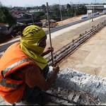 Tol Serang-Panimbang Ditargetkan Selesai 2019