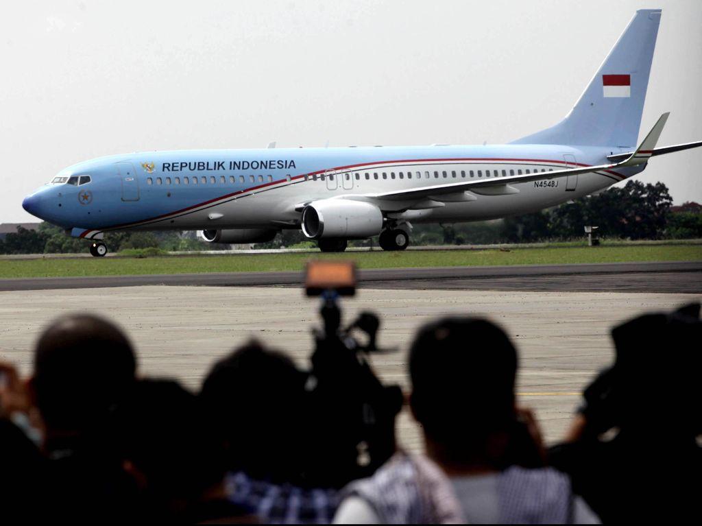 PKS: Tidak Adil Jika Jokowi Pakai Pesawat Presiden untuk Kampanye