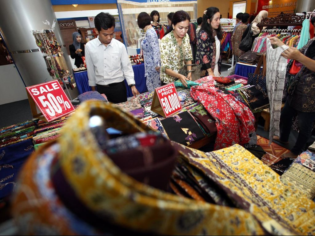Program Borong Produk UMKM Lagi Berjalan, Sampai Kapan?