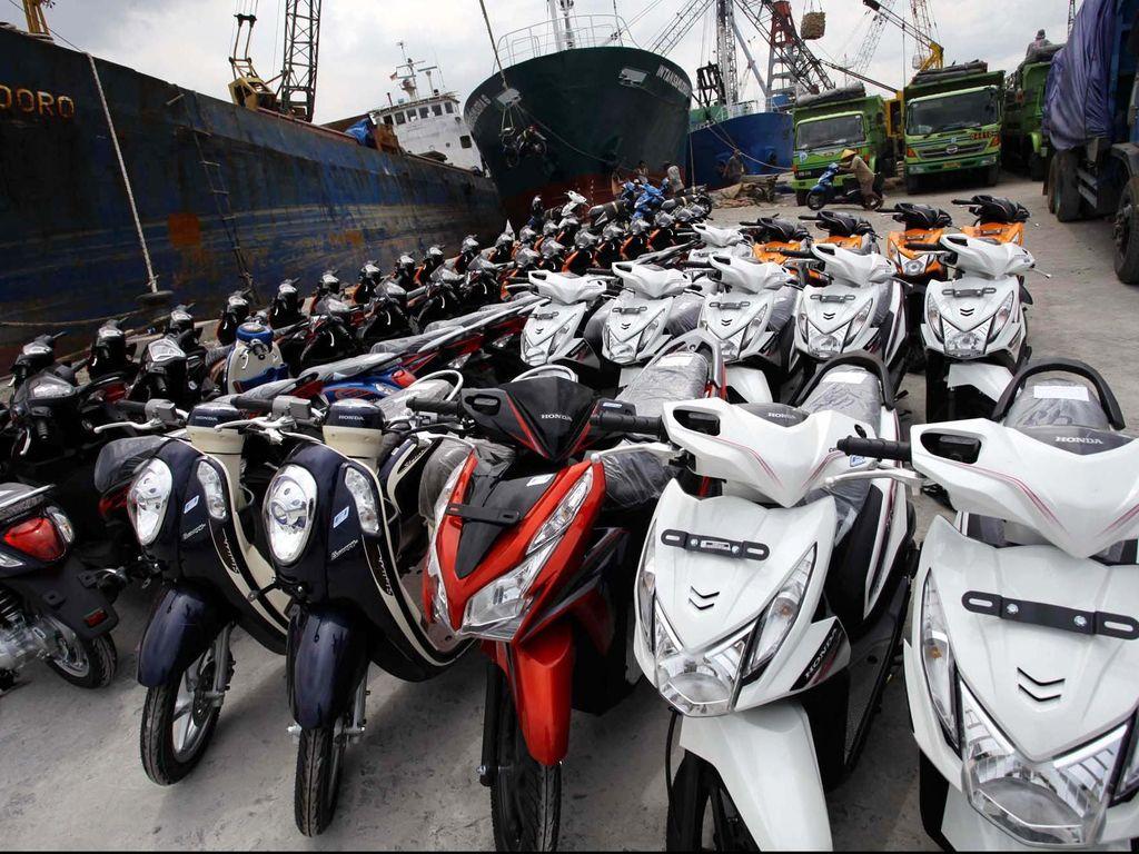 Indonesia Juaranya Jualan Motor, Kalahkan Total Gabungan Thailand-Malaysia