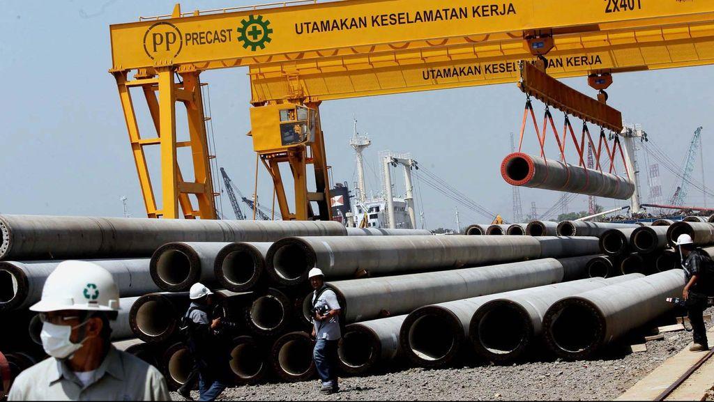 PTPP Bidik Perolehan Kontrak Rp 37 T dari Proyek Pemerintah di 2017