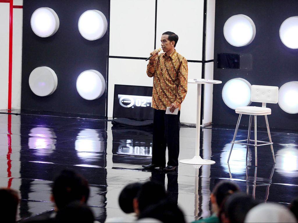 3 Eks Penyiar TV Bantu Persiapan Debat Jokowi-Maruf