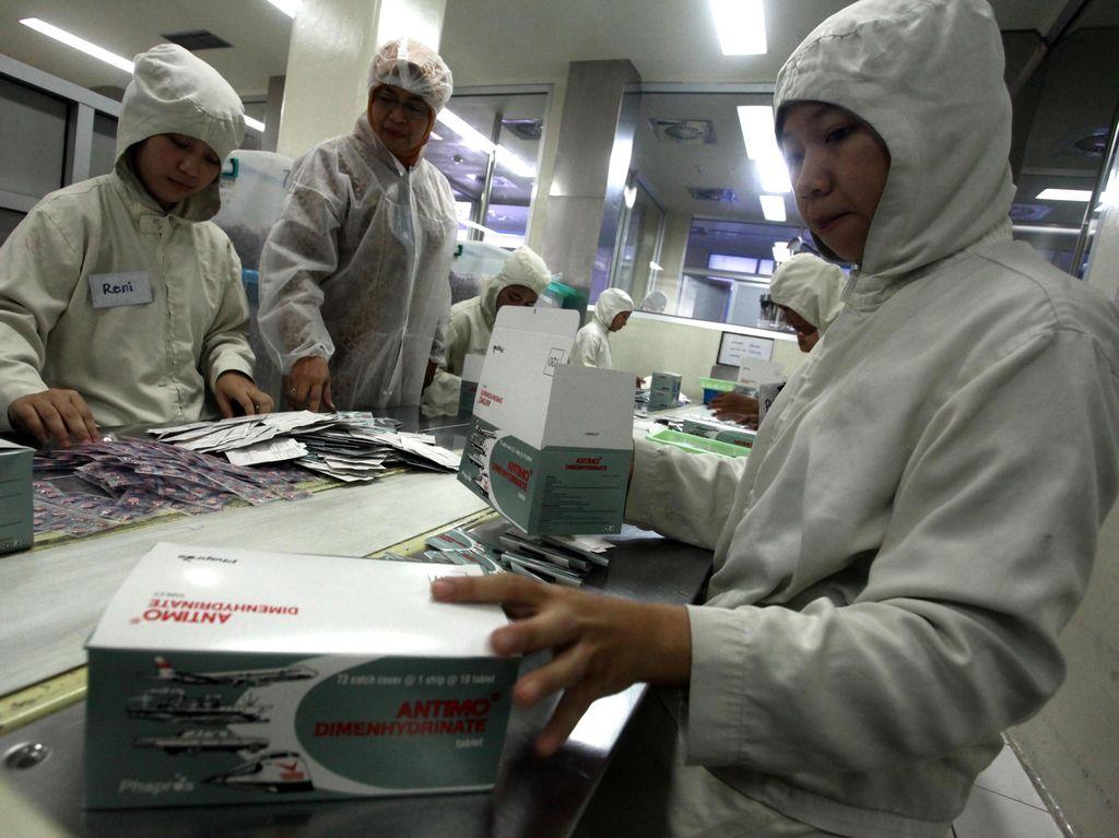 Induk Holding BUMN Farmasi Gandeng China Kembangkan Vaksin Corona