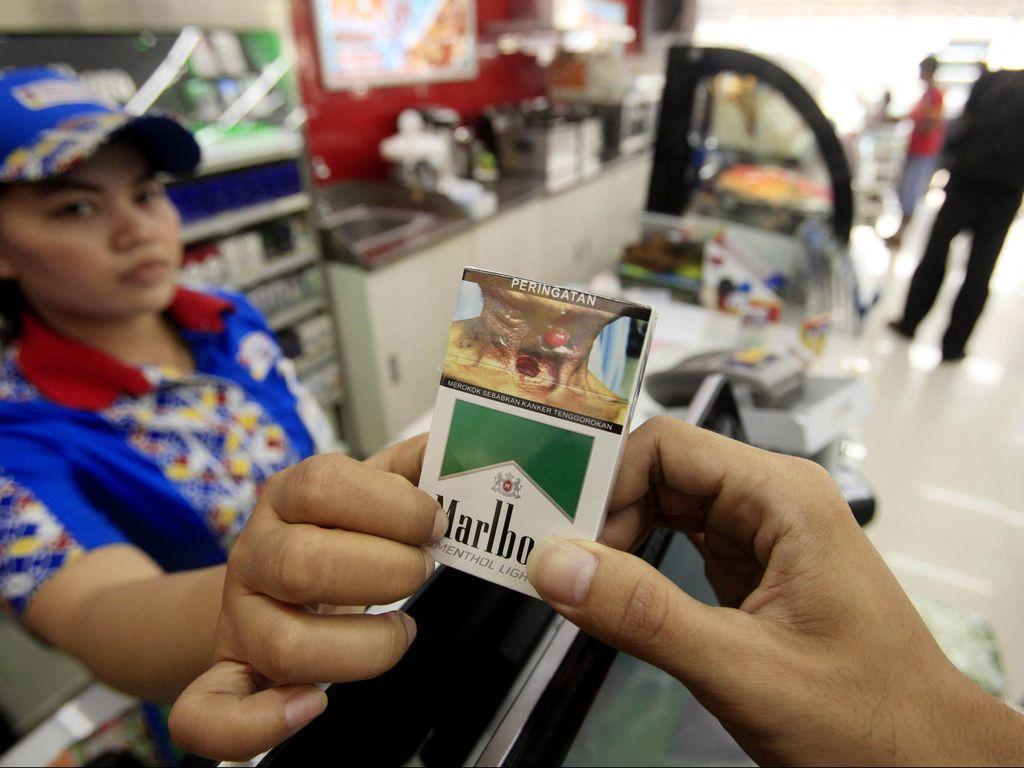 53,2 Persen Warga DKI Tahu Kanker Mulut, Terbanyak dari Bungkus Rokok