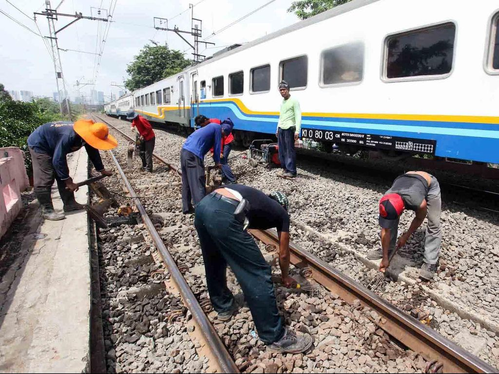 Pembangunan Jalur Kereta Lahat-Tarahan Bakal Libatkan Swasta
