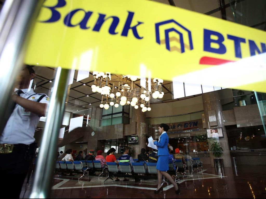 Bank BTN Cetak Laba Rp 1,42 T pada Semester I-2018