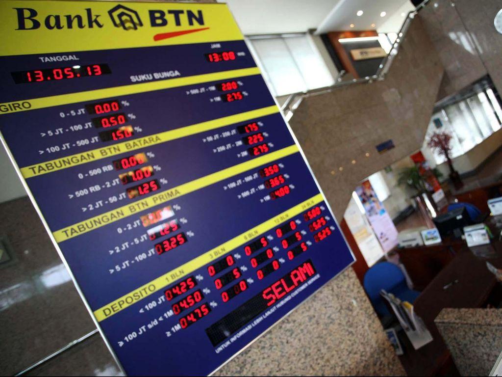 Tahun Depan, BTN Targetkan Pertumbuhan Kredit 24%