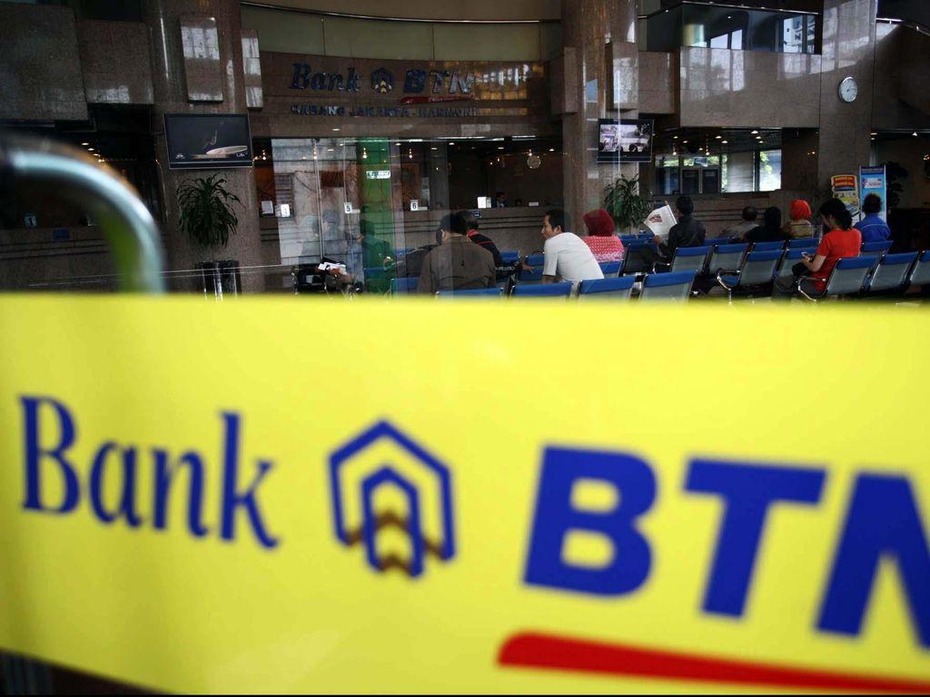 BTN Jaminkan Pendapatan KPR Non Subsidi Rp 2 T