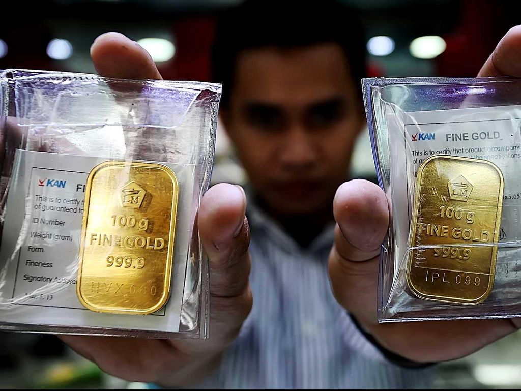 Emas Sudah Tak Kinclong Lagi, Mending Investasi Apa Ya?